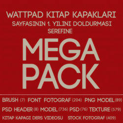 MEGA PACK! #2 by Sinemakdemr