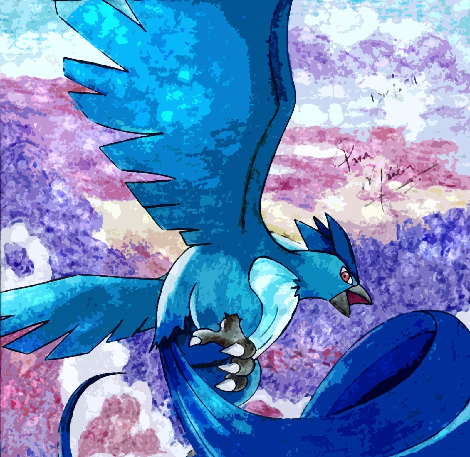 how to catch articuno in pokemon x
