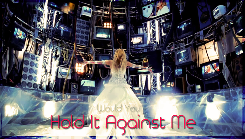 Hold It Against Me by Macuarrorro