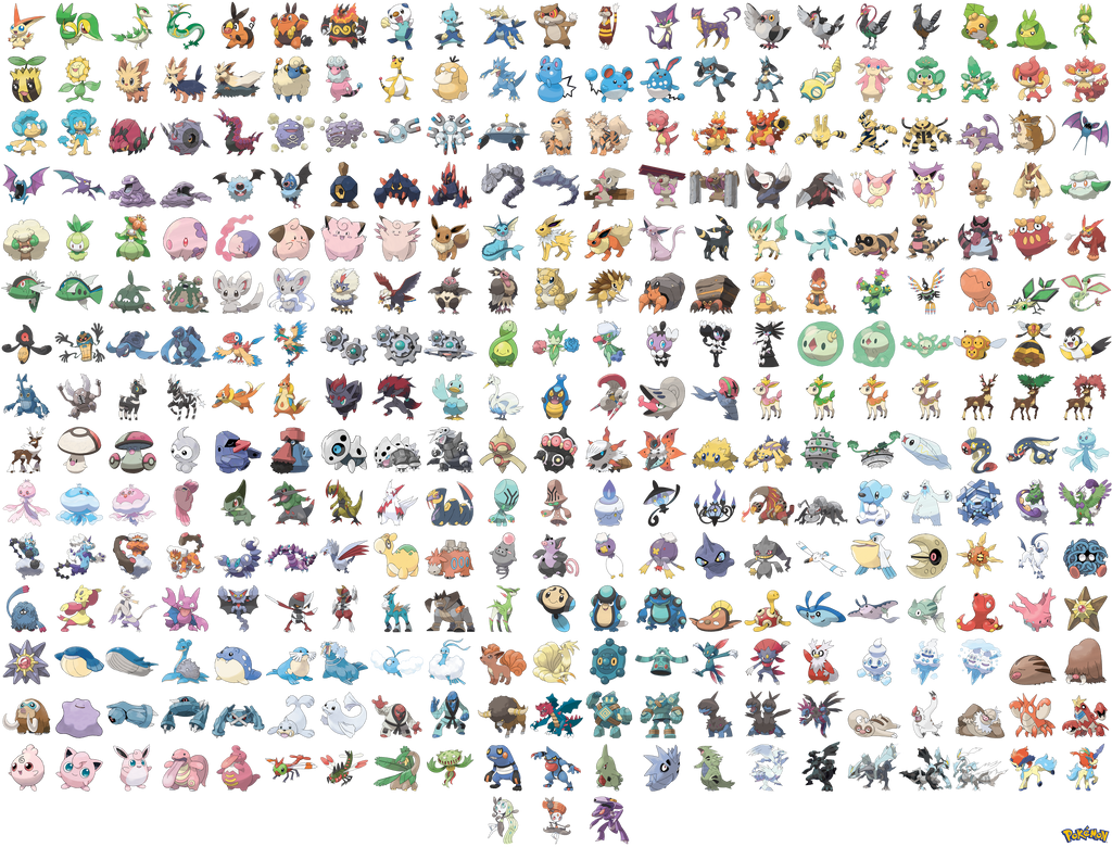 unova pokemon pixel art - photo #25