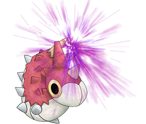 Wurmple used Poison Sting