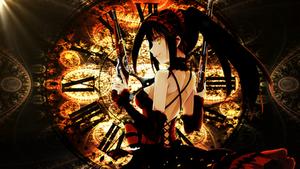 Date A Live - Kurumi Tokisaki Wallpaper