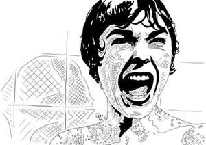 Psycho - Marion Crane (Janet Leigh) Shower Scene