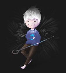 Jack Frost: Keep believing by Wie-e
