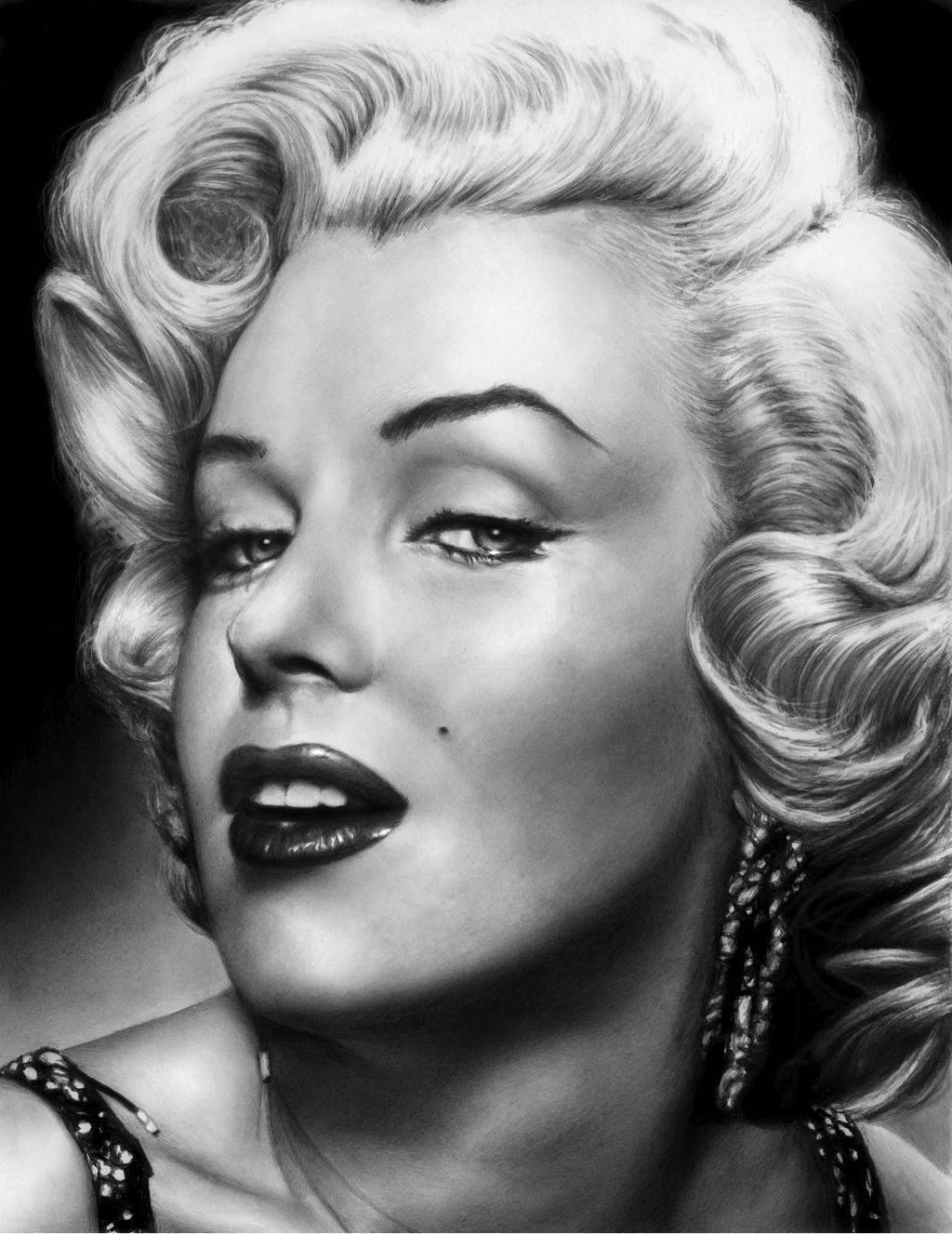 Marilyn by mwford