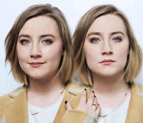 Saoirse Ronan 2 by FamouslyFused