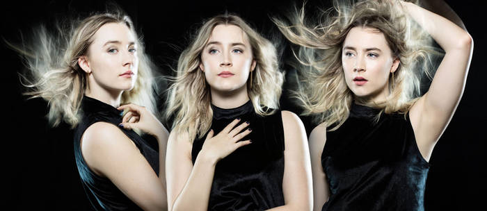 Saoirse Ronan 4 by FamouslyFused