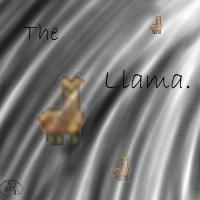 The Llama by Missmoonbunny