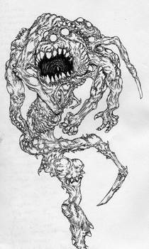 Flesh Monster 1