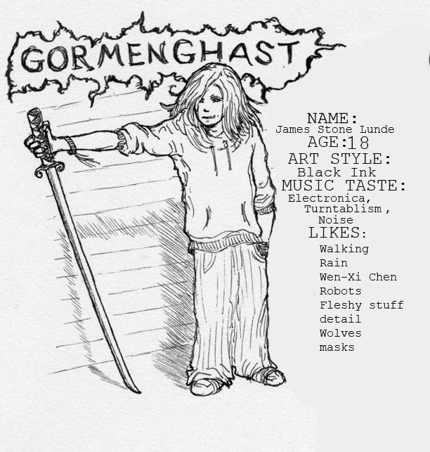 gormenghast's Profile Picture