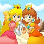 MARIO - Peach n' Daisy