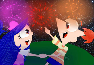 Happy 4th of July Phinabella by PhinabellaPhan