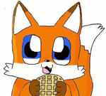 New Waffle Fox Animation by WaffleFox