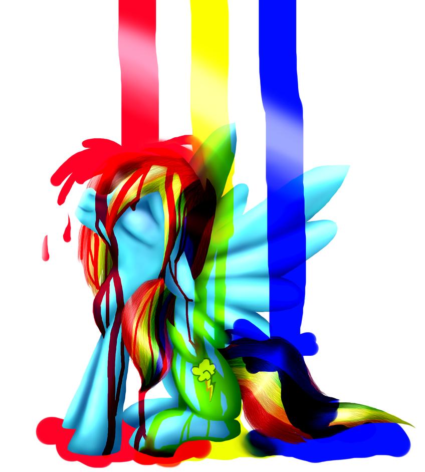 Rainbows by ShimmerFur145