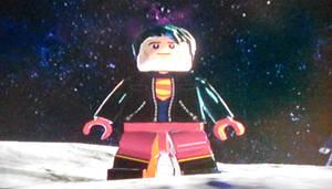 LEGO Batman 3 90's Superboy Custom (Tutorial)