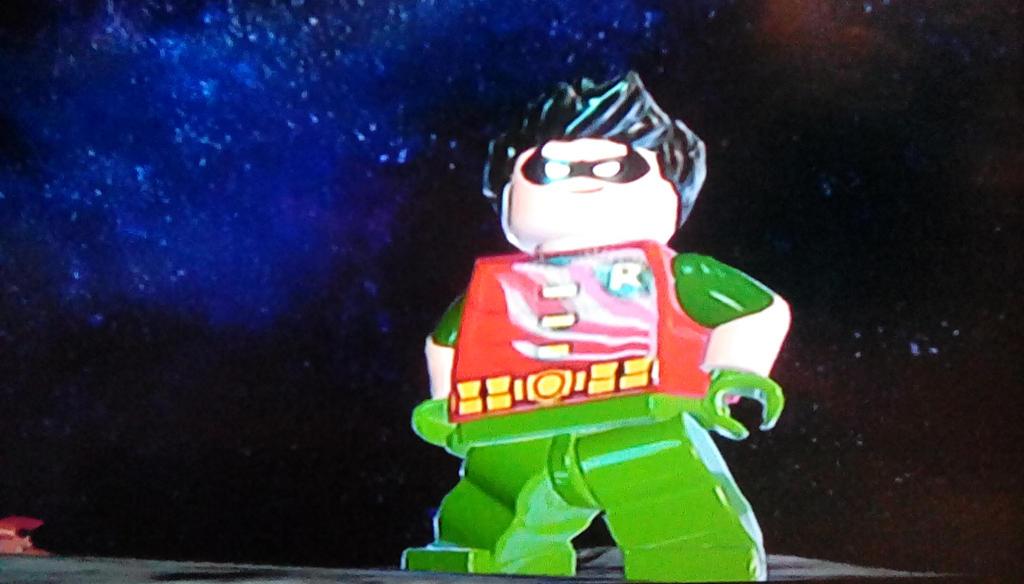 Lego Batman 3 Dick Grayson Robin Custom Tutorial By Nvfish On Deviantart