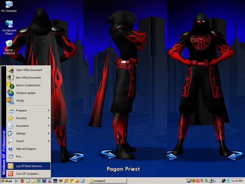 Pagan Priest