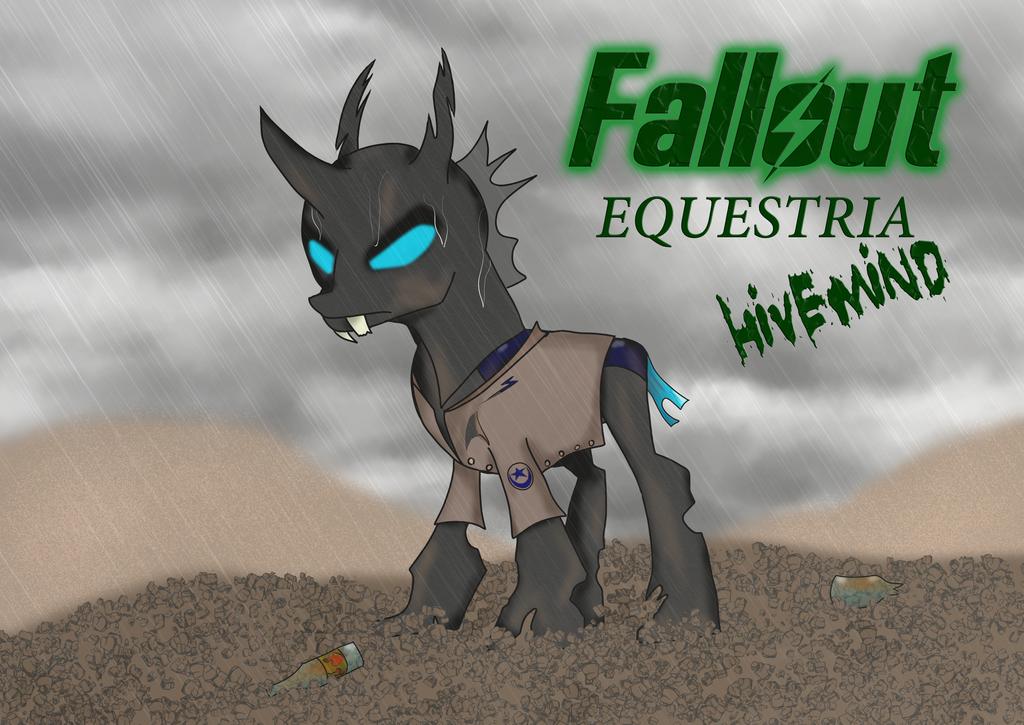 Fallout Equestria : Hivemind by AnubicDarque