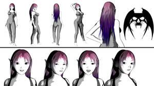 Jinni Character sheet