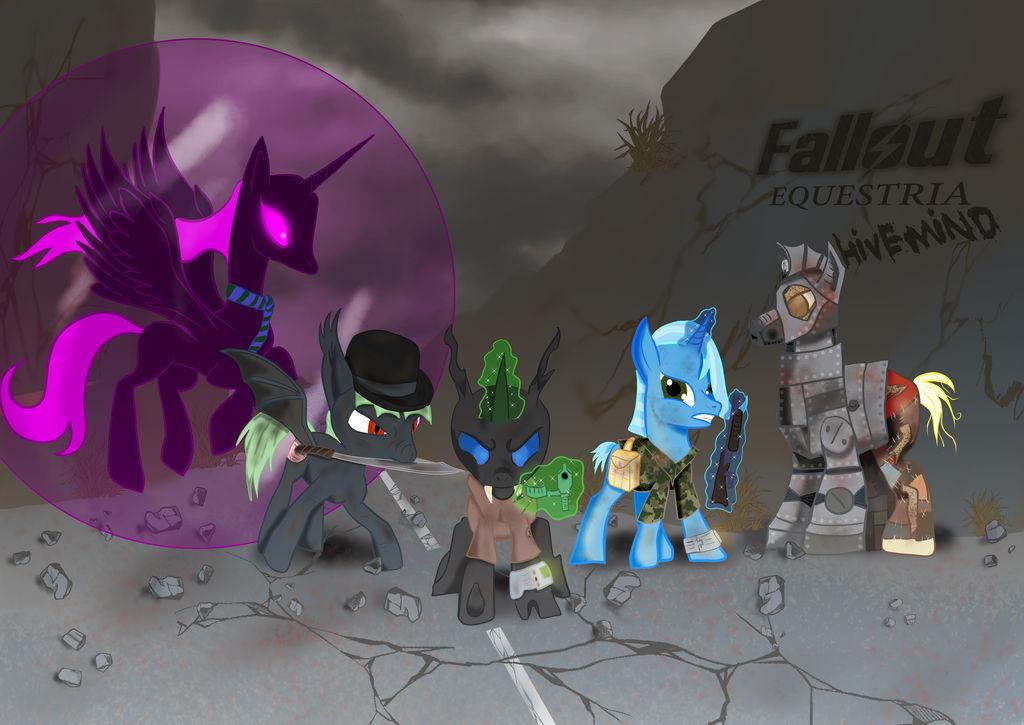 The Hivemind Crew