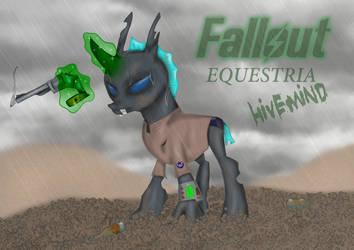Fallout: Equestria, Hivemind. Hero Redux W Gun