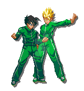 Fukkatsu No F Gohan Extreme Butouden by ko-jokai
