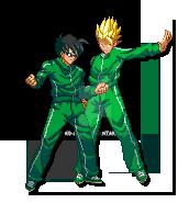 Fukkatsu No F Gohan Extreme Butouden by sonicthehedgehog19