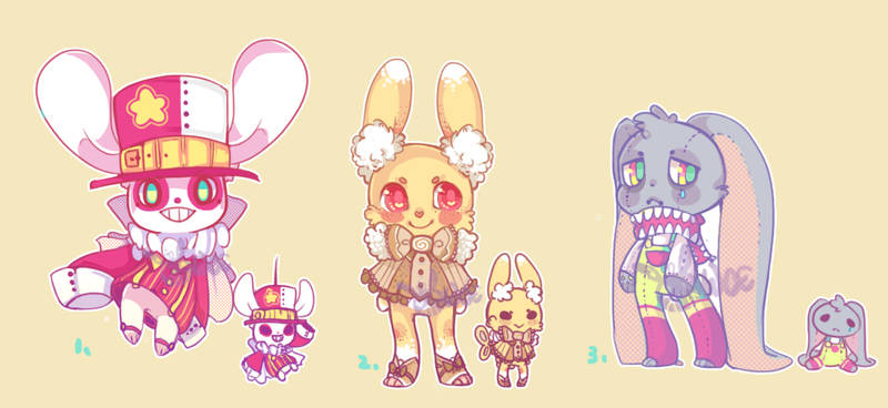 Adoptables 14 [CLOSED]