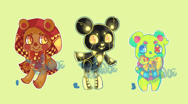 Adoptables 16 [CLOSED]