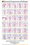 Expression Meme [Mime Style]