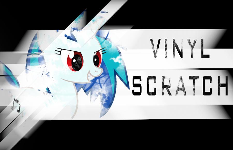 Vinyl scratch wallpaper 3 by Chaz1029
