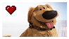 Dug Lover Stamp by Nemo-TV-Champion