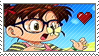 Arale Stamp by Nemo-TV-Champion