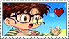 Arale Stamp by Nemo-TV-Champion