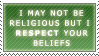 Not Religious But.. by Nemo-TV-Champion
