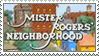 Mr. Rogers Neighborhood Stamp by Nemo-TV-Champion