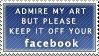 Facebook Art Theft Stamp by Nemo-TV-Champion