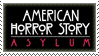 American Horror Story: Asylum Stamp by Nemo-TV-Champion