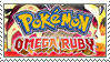 Omega Ruby Stamp by Nemo-TV-Champion