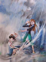 Rain by Linnea-Seretyari