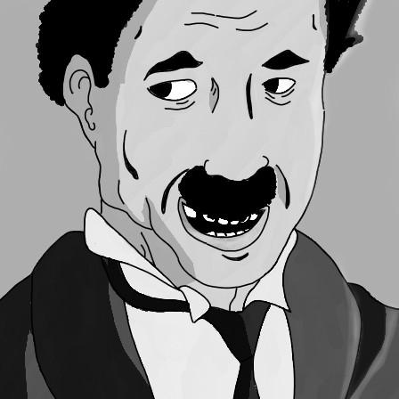 Charlie Chaplin by goku1580