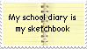 School diary by Boubacat