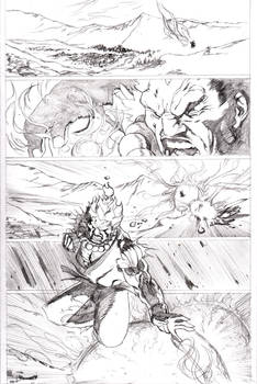 Street FIghter Samples Page 1