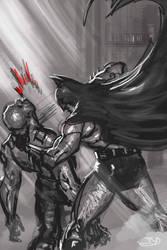Bat-Sketch Day 2 by shinkusuarez88