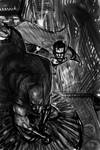Bat-Sketch Day 8