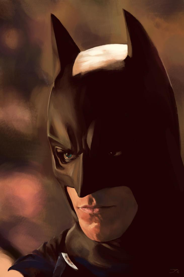 Batman Begins by shinkusuarez88