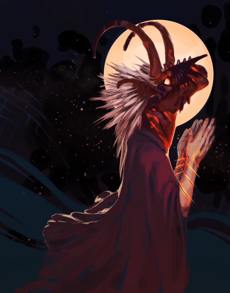 Ragnarok Son by Malusdraco