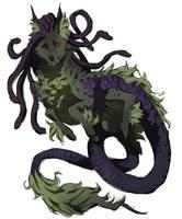 [Stygians] snake hair dreams by Malusdraco