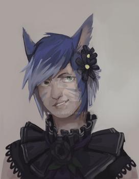 [C] Cat girl?