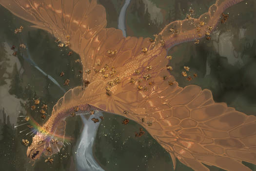 [P] Monarchs in Flight